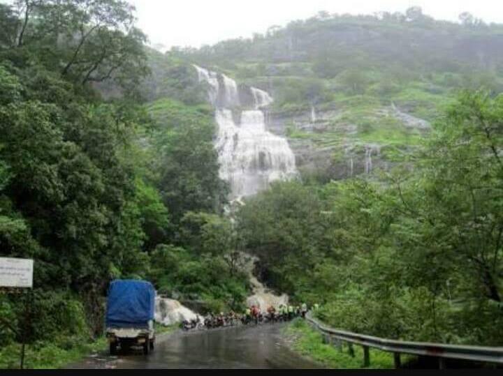 Tamhini Ghat Ride Pune