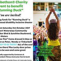 Zumbathon  Charity Event to benefit &quotRunning Duck&quot