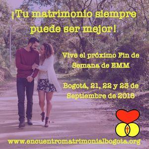 Fin de Semama de Encuentro Matrimonial Mundial