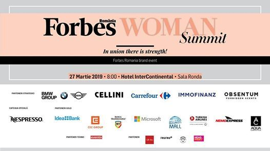 Forbes Woman Summit 2019