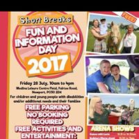 Short Breaks fun and information day