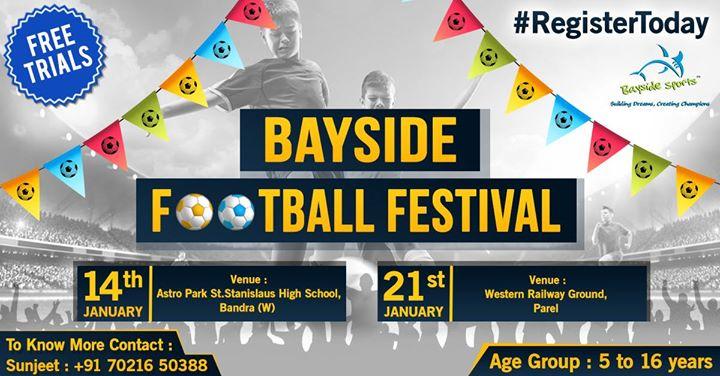 Bayside Football Festival