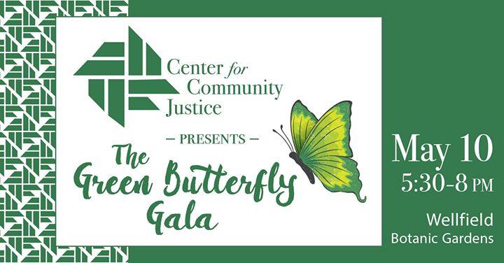 Green Butterfly Gala at Wellfield Botanic Gardens, Elkhart