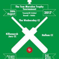 Tom Marsden Trophy 2017