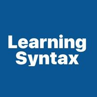 Learning Syntax