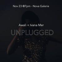 Ivana Mer  Awali  Unplugged