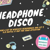Fruity Headphone Disco (On Sale Now)