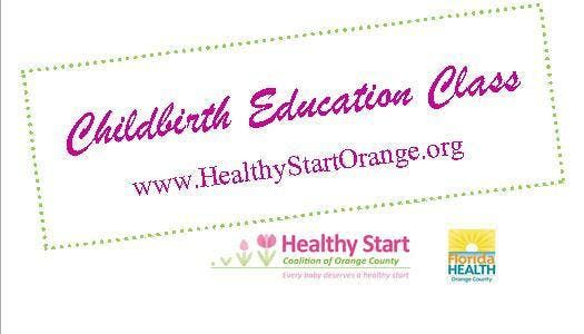 Childbirth Education Class 2019--The Howard Phillips Center for Children and Fam