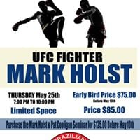 Muay Thai Seminar with Kru Mark Holst