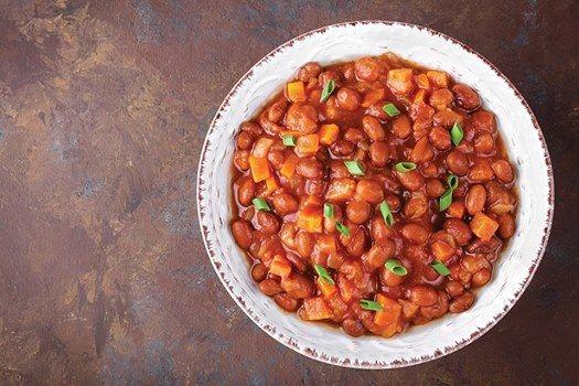 Great Cook  Nigerian Bean Casserole