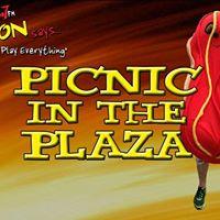 Picnic in the Plaza in Greensboro