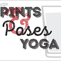 Pints &amp Poses YOGA at Raleigh Brewing