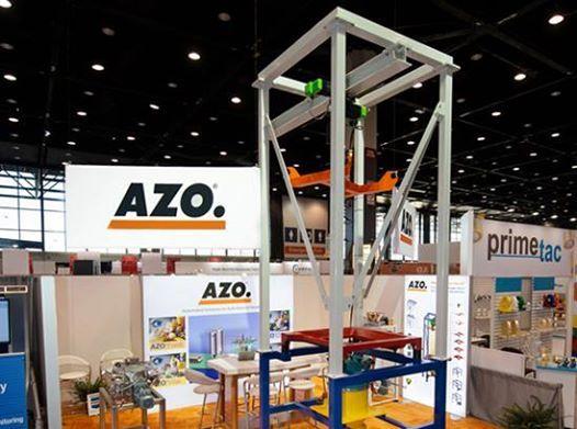 Azo at ProFood Tech