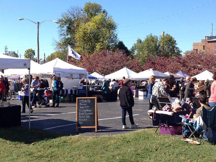 Louisville Art & Craft Market Presented by The Flea Off Market