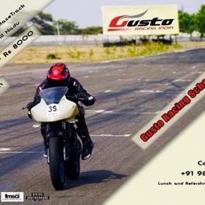 Gusto Racing School June 2018