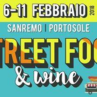 Street Food &amp Wine Fest Sanremo 2018  Portosole
