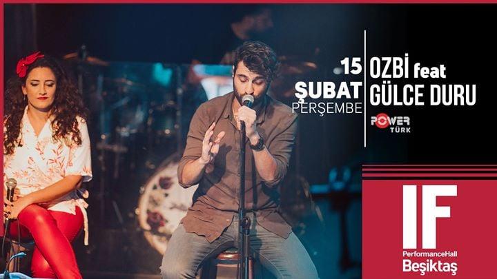 Ozbi feat Glce Duru  IF Performance Hall Beikta