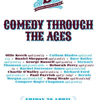 Bernie presents - Comedy through the ages