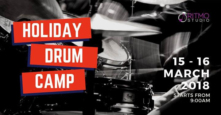Ritmo Studio - Drum Camp 2018