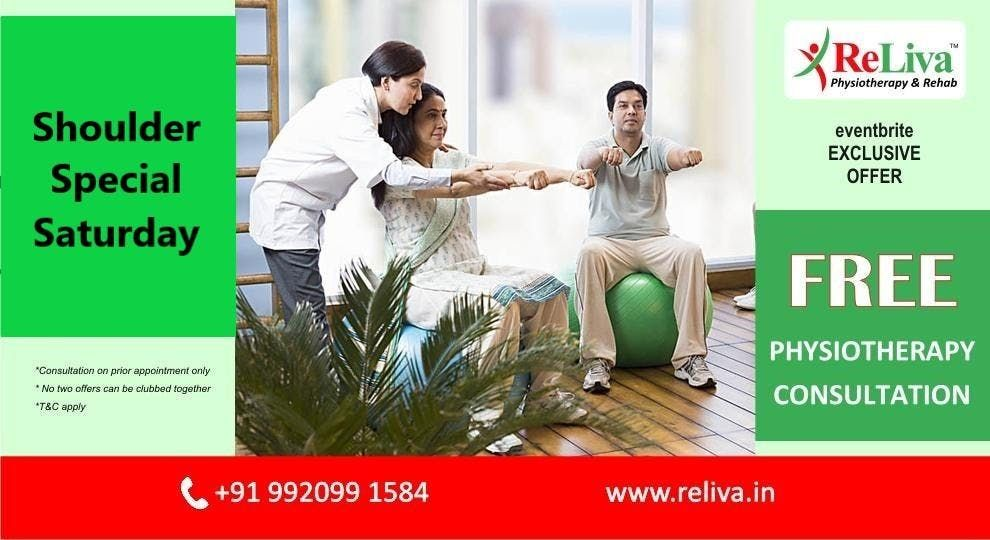 Wakad Shoulder Special Saturday (Physiotherapy Offer)