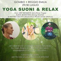 Week End tra Yoga Suoni e Relax