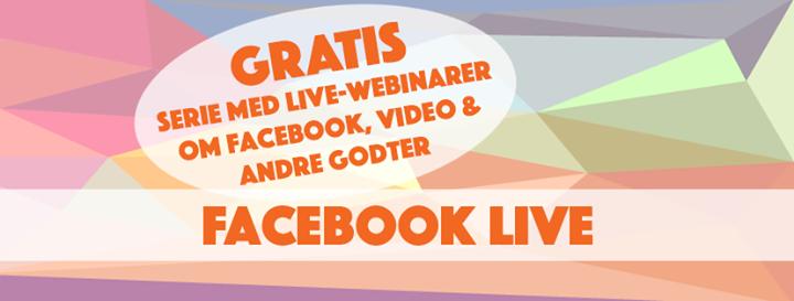 Facebook LIVE Hvordan bygger jeg et tema op via mit rshjul
