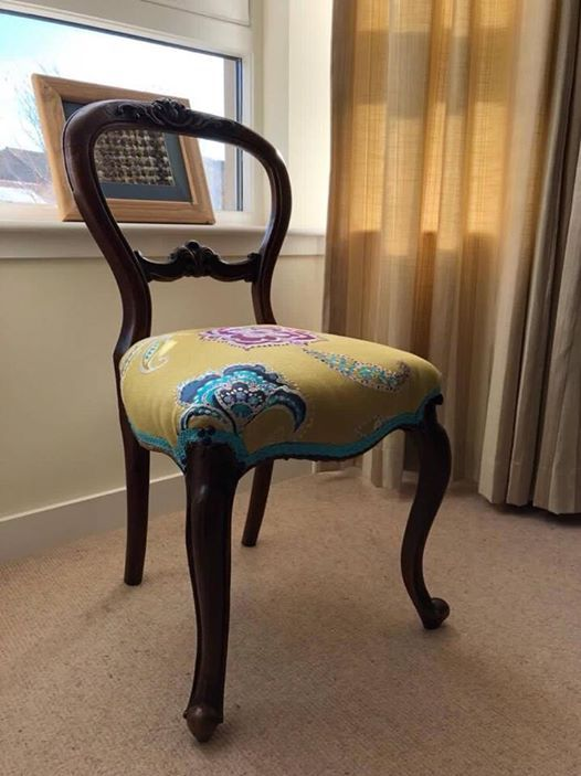 Upholstery class - Sunday 10th Feb 9.30am - 4pm for 2 weeks