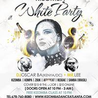 African Caribbean Kizomba White Party