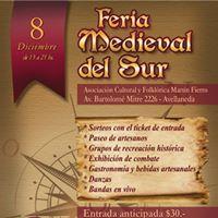 Feria Medieval del Sur II