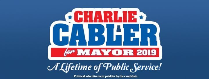 Charlie Cabler for Mayor - Fishing Tournament