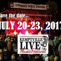 Three Times Lucky at Kemptville Live Music Festival