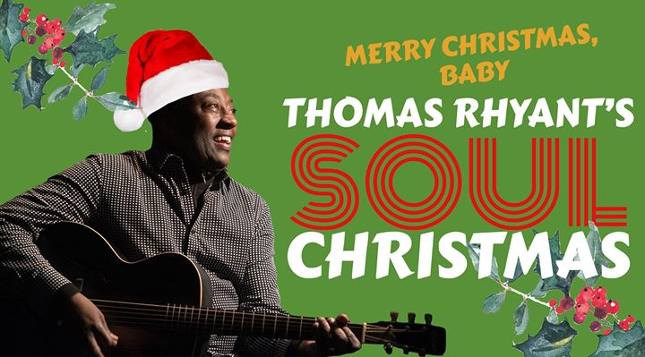 merry christmas baby thomas rhyants soul christmas at the bullpen durham - Merry Christmas Baby