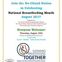 National Breastfeeding Month Event