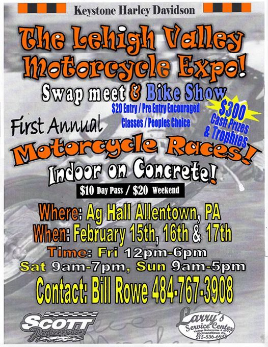 Lehigh Valley Motorcycle Expo