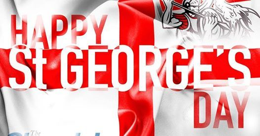 St Georges Day Party