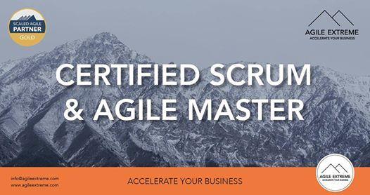Certified Scrum & Agile Master