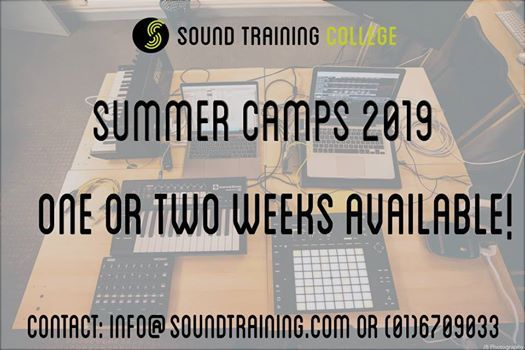 STC Summer Camp - June 24th 2019