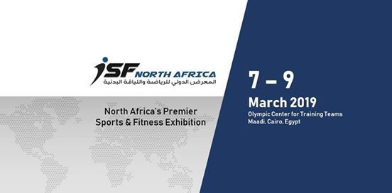 International Sports & Fitness (ISF) North Africa 2019