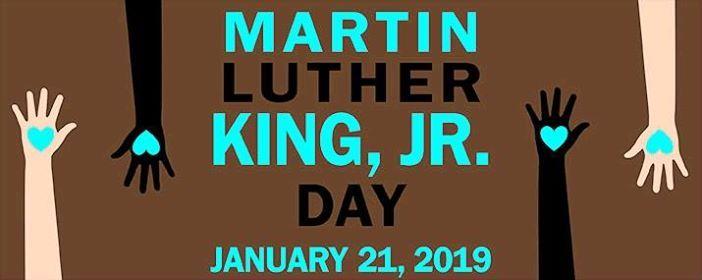 MLK Jr. Day of Service 2019