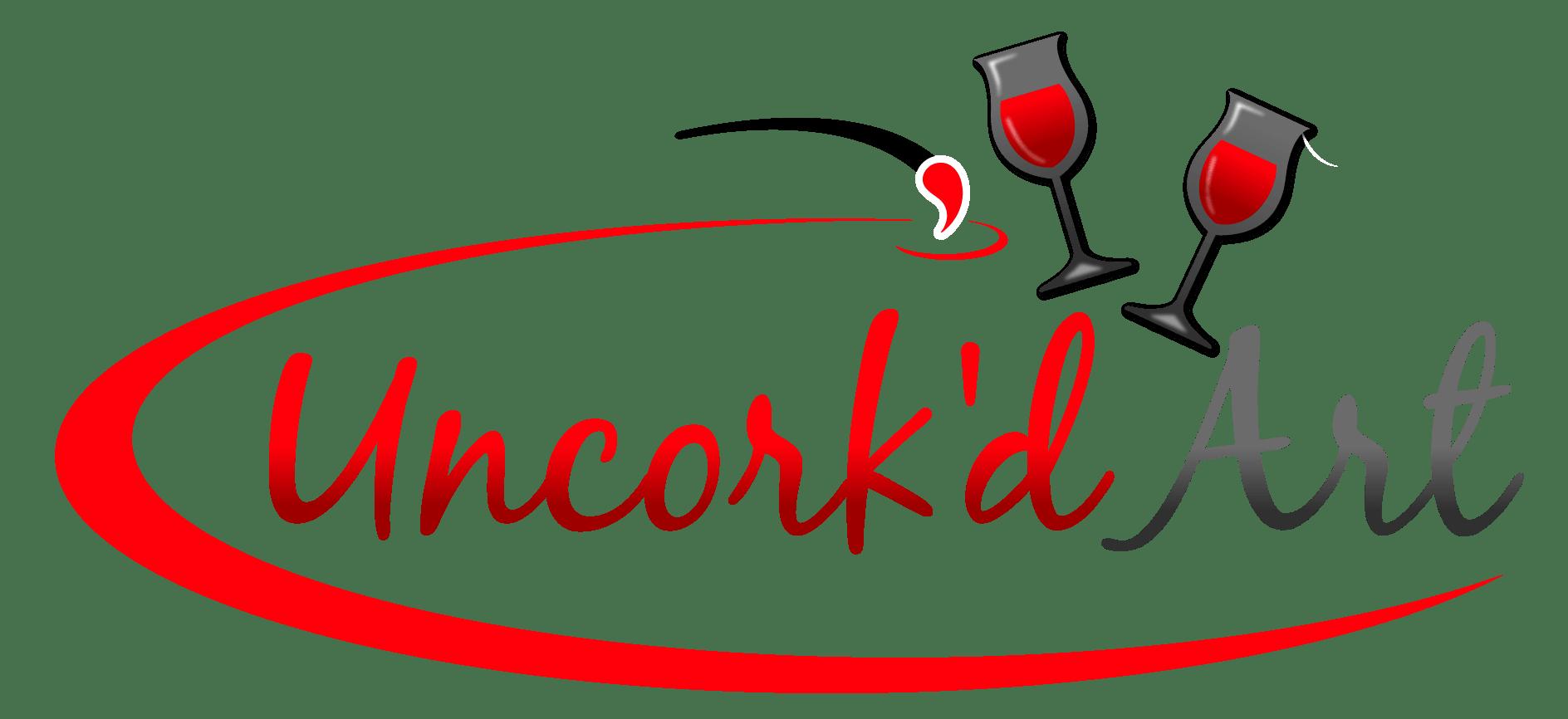 July Uncorkd Art Class