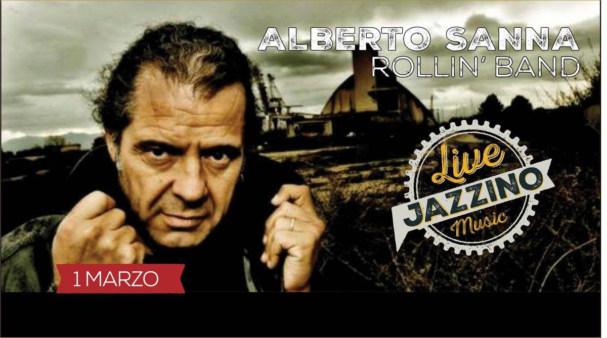 Alberto Sanna Rollin Band - Live at Jazzino