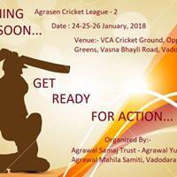 Agrasen Cricket League - 2