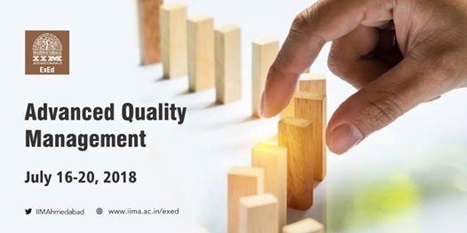 Advanced Quality Management