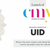 Fashion Show - Launch of designer garments brand &quotCMY&quot