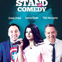 SIBIU  Stand-Up Comedy  Vintage Pub