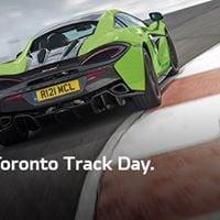 McLaren Toronto Track Day at CTMP - July 25 2017
