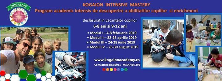 Kogaion Intensive Mastery Program Academic Intensiv