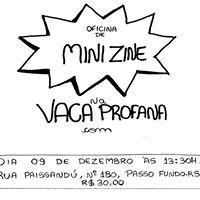 Oficina de Mini Zine