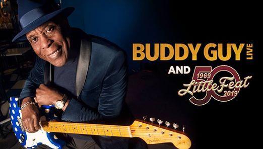 Buddy Guy & Little Feat