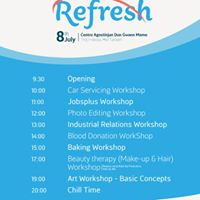 Refresh Youth Day